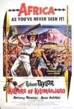 Killers Of Kilimanjaro (1959) afişi