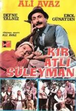 Kıratlı Süleyman (1986) afişi