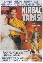 Kırbaç Yarası (1965) afişi