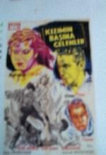 Kızımın Başına Gelenler (1958) afişi