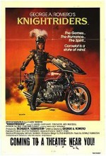 Knightriders (1981) afişi