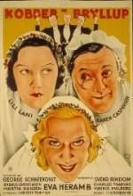 Kobberbryllup (1933) afişi
