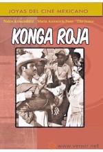 Konga Roja (1943) afişi