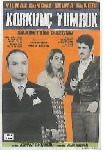 Korkunç Yumruk (1967) afişi