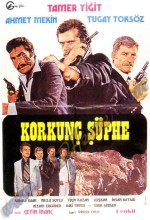 Korkunç şüphe (1976) afişi