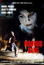 Kötü Kan (1986) afişi