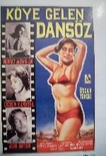 Köye Gelen Dansöz (1955) afişi