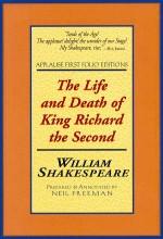 Kral ııı.richard' ın Yaşamı Ve ölümü (1912) afişi