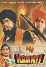 Kranti (1981) afişi