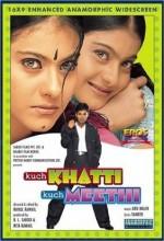 Kuch Khatti Kuch Meethi (2001) afişi