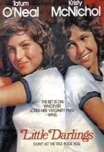 Little Darlings (1980) afişi