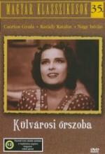 Külvárosi örszoba (1943) afişi