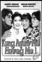 Kung Ayaw Mo, Huwag Mo! (1998) afişi