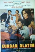 Kurban Olayım (1976) afişi