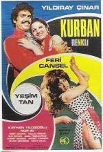 Kurban (1972) afişi