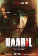 Kaabil (2017) afişi