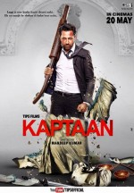 Kaptaan (2016) afişi