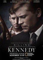 Kennedy Suikasti (2013) afişi