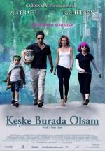 Keşke Burada Olsam (2014) afişi