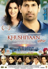 Khushiyaan  afişi