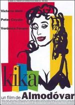 Kika (1993) afişi