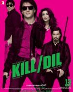 Kill Dil (2014) afişi
