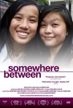 Somewhere Between (2011) afişi