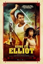 Kung Fu Elliot (2014) afişi