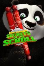 Kung Fu Panda Parşömenin Sırrı (2016) afişi