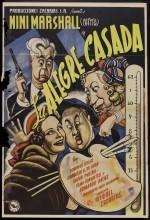 La Alegre Casada (1952) afişi