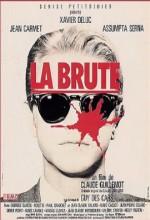 La Brute (1987) afişi