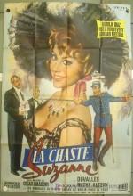 La Casta Susana (1949) afişi