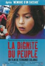 La Dignidad De Los Nadies (2005) afişi