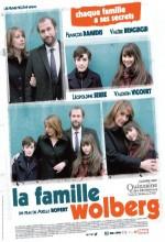 La Famille Wolberg (2009) afişi