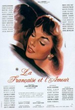 Love and the Frenchwoman (1960) afişi