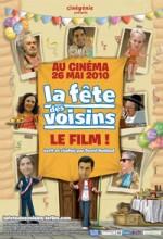 La Fête Des Voisins (2010) afişi