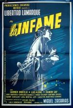 La Infame (1954) afişi