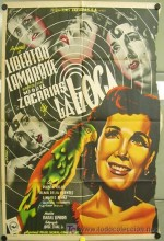 La Loca (1952) afişi