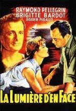 La Lumière D'en Face (1955) afişi