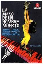 La Mano De Un Hombre Muerto (1962) afişi
