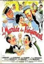 La Mariée Du Régiment (1935) afişi