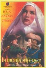 La Monja Alférez (1944) afişi