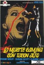 La Morte Cammina Con I Tacchi Alti (1971) afişi