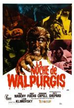 La Noche De Walpurgis (1971) afişi