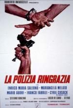 La Polizia Ringrazia (1972) afişi