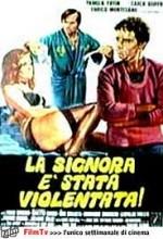 La Signora è Stata Violentata (1973) afişi