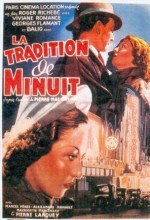 La Tradition De Minuit (1939) afişi