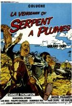 La Vengeance Du Serpent à Plumes (1984) afişi