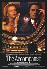 L'accompagnatrice (1992) afişi