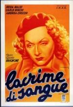 Lacrime Di Sangue (1944) afişi